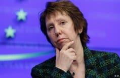 Высший чиновник Евросоюза потребовала от боевиков освободить христианских епископов