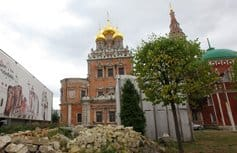 Война за Кадаши продолжается на новом витке, - считает настоятель храма протоиерей Александр Салтыков