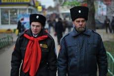 Патрулирование казаками улиц Москвы все-таки не было согласовано, сообщили власти