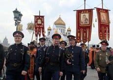 Патриарх Кирилл считает православную веру единственным условием объединения казачества