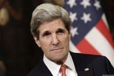 Госсекретарь США Джон Керри поблагодарил митрополита Илариона за слова поддержки в связи с терактом в Бостоне