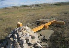 Задержаны подозреваемые в уничтожении поклонного креста в Архангельской области