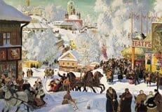 В России началась Масленичная (Сырная) неделя