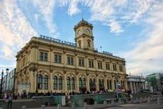 На Ленинградском вокзале Москвы открыли часовню святителя Николая Чудотворца