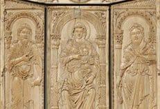 В Интернет выложено Лоршское Евангелие IX века