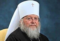 Во главу своей новой идентичности украинцы должны поставить православную веру, - митрополит Восточно-Американский Иларио...