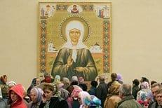 В Тульской области открылся дом-музей блаженной Матроны Московской