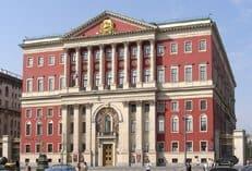 Напротив здания столичной мэрии возведут колокольню