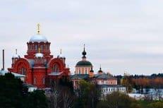 Покровский монастырь в подмосковном Хотьково реконструируют к июлю нынешнего года