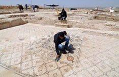 Руины древнего монастыря обнаружены на Святой Земле