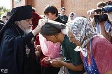 Увидев дела Церкви в Крымске, мусульманин решил стать христианином