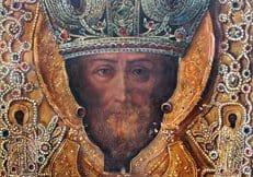 В Курской епархии нашли старинный список иконы святителя Николая, утраченной около 100 лет назад
