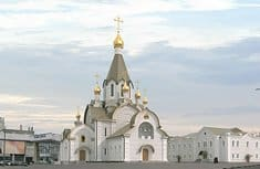 В нынешнем году завершится отделка храма-памятника жертвам теракта на Дубровке