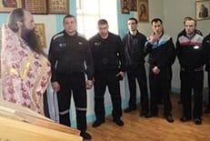 Священный Синод принял документ о тюремном служении Церкви