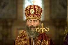 Местоблюститель Киевской кафедры митрополит Онуфрий: Великим постом мы должны терпеть и молиться друг за друга