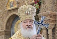 Верующий должен встречать любую скорбь достойно своему званию христианина, считает патриарх Кирилл