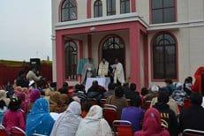 В первом православном храме Пакистана прошел День открытых дверей