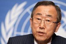 Генсек ООН Пан Ги Мун шокирован событиями в Киеве и призывает стороны к диалогу