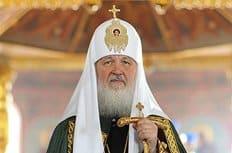 Религиозные организации должны вместе противостоять падению нравственности, считает патриарх Кирилл