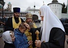 В Челябинске пройдет фотовыставка, посвященная служению патриарха Кирилла