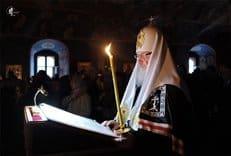 На первой седмице Великого поста патриарх Кирилл будет совершать богослужения ежедневно