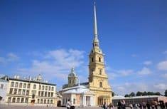 Завершилась реставрация Петропавловского собора в Петербурге