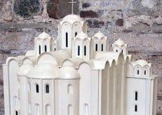 В Витебске возведут собор по образу Полоцкой Софии XI века