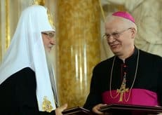 Польский епископат поблагодарил патриарха Кирилла за поддержку в связи с актом вандализма в Ясной Гуре
