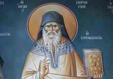 В Греции канонизирован афонский старец Порфирий Кавсокаливит