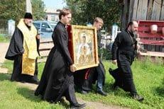 Церковь помогает пострадавшим от подтопления в Приамурье