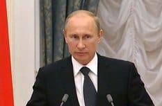 Владимир Путин подписал закон, запрещающий нецензурную лексику в СМИ
