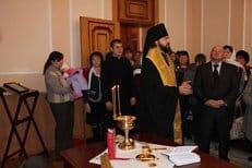В Пятигорской епархии освятили новый кризисный центр для беременных