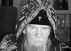 Скончался бывший архиепископ Курский и Белгородский, схимитрополит Ювеналий (Тарасов)
