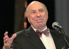 Актер Сергей Юрский награжден премией имени Станиславского