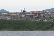 На Южных Курилах возвели православный храмовый комплекс
