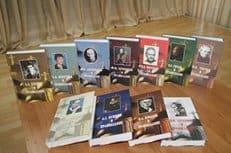 Издательский совет представил книжную серию о писателях-классиках и православии