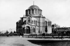 В Петербурге хотят восстановить уникальный греческий собор