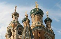 Свято-Никольский собор в Ницце открыл свои двери