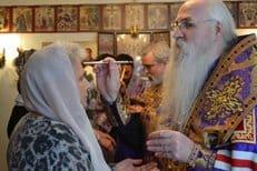 Священный Синод напомнил верующим о правилах участия в Таинстве Елеосвящения