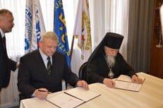 В Церкви подписали соглашение с Всероссийским обществом глухих о сотрудничестве