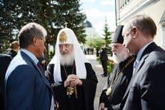 В Свято-Троицкой лавре обсудили проблемы Московской духовной академии