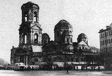 Фундамент храма Спаса-на-Сенной в Петербурге признали объектом культурного наследия