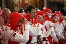В молитвенных помещениях на Олимпиаде в Сочи будут работать около ста священников и волонтеров