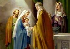 Православные христиане празднуют Сретение Господне