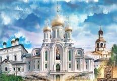 Издана книга-буклет о Сретенском монастыре