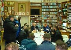 Церковь и волонтеры помогают пострадавшим при обрушении дома в Таганроге