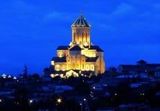 Грузинская Православная Церковь начала совершение усердных молитв о спасении страны
