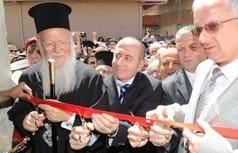 В европейской части Турции освятили православный храм