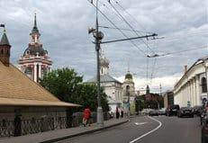 В Москве, на Варварке восстановят все храмы