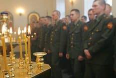 Новообразованный монастырь в Ингушетии духовно окормляет военных
